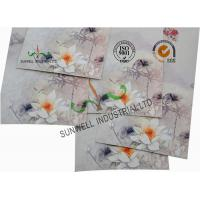 Quality Offset Paper Custom Printed Business Envelopes Custom Size Gold Foil Stamping wholesale