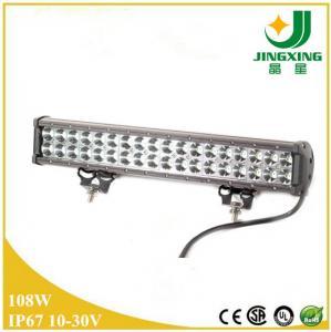 Quality Combo beam 108w led light bar 4x4 off road led light bar wholesale
