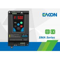 Buy cheap Food Package Machine Single Phase Output VFD Drive Inverter Frequency Black from wholesalers