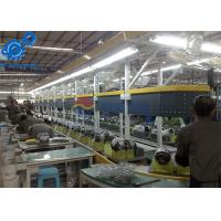 Quality Three Phase Motor Assembly Line 380V / 415V With High Speed Conveyor Systems wholesale