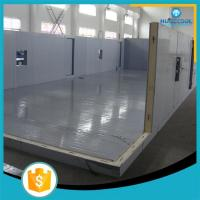 Quality Sandwich Panel Cold Room , Mini Lightweight Vegetable Cold Storage Room wholesale