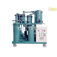 China PLC Full Automatic Vacuum Lube Oil Purification Machine Series TYA-A on sale