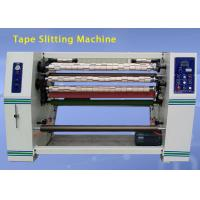 Quality High Speed Automatic Cutter Machine / Roll Cutter Roll Slitter 3 Phase 380V 50HZ wholesale