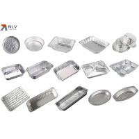 China aluminum foil food containers on sale