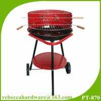 Quality Charcoal BBQ Grills 18 simple round outdoor bbq grill wholesale