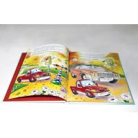 China Professional Kids Hardcover Photo Book Printing Story A4 Paper With Eva Foam on sale