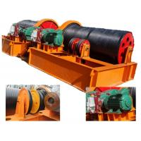 China Hydropower Station Electric Wire Rope Hoist 8-10m/Min For Intake Gate on sale