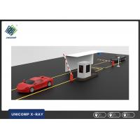 Quality High Integration Vehicle X - Ray Scanner , Basement Vehicle Inspection System wholesale