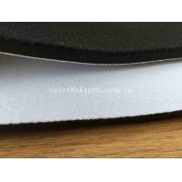 China Adhesive Back Flame Retardant  Hook Loop with Lycra Nylon Coating Reach SGS ROHS Certified  Neoprene Fabric on sale