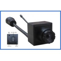 Quality DC4V indoor Surveillance Mini 5.8ghz Wireless Camera for Pub / Warehouse wholesale