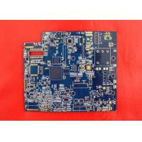 Quality 4 Layer Soldering Flash Gold Bare Rigid PCB Manufacturer White Lengend wholesale