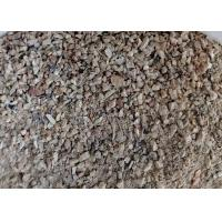 China Calcined Bauxite Of Alumina Silicate Refractory For Nonferrous Metallurgy Industry on sale