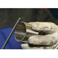 """Quality ASME BPE AiSi 316L 1""""x1.65mm 90 Degree Elbow SF1 Polished for Food equipment wholesale"""