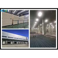 Quality Polyurethane Sandwich Panel For Cold Rooms / Cold Storage Walls 140mm wholesale