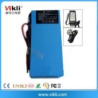 China 12V solar panel battery lithium 10AH on sale