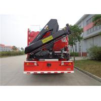 Quality 4x2 Drive Type Heavy Rescue Fire Truck EH3135 BINSON Electric Generator wholesale