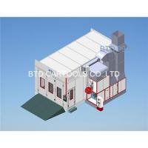 Quality Spray booth BTD 9910 wholesale