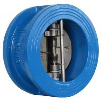 China ANSI wafer check valve flanged ends on sale