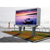 Quality SMD2727 LED Video Screens / LED Advertising Screens Anti Oxidation Module Frame wholesale