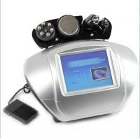 Quality Anti-Wrinkle RF Radio Frequency Skin Tightening Machine Home Use , Losing Weight wholesale