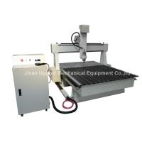 Cheap High Z -axis 4 Axis CNC Wood Engraving Cutting Machine with DSP Offline Control for sale