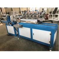 Quality Machine Body 304 Stainless steel or painting optional High Speed Paper Drinking Straw Making Machine wholesale