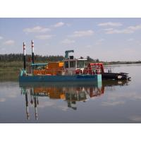 Buy cheap cutter suction dredging ship equipped with iron extraction unit from wholesalers