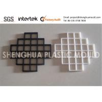 Quality Thin Wall Resin Plastic Injection Molding Components Business Pin Point Gate Grid Type wholesale