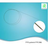 China Straight Tip PTFE Coated Guidewire Uniform Coating 150 Cm Optional Size on sale