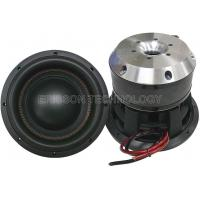 Quality paper cone / foam surround Dual magnet speaker 10 inch subwoofer 1500 watt wholesale