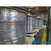 Quality Alloy 825 / N08825 Welded Coiled Tubing 12.7*1.24mm For Pre Insulated Tubing wholesale
