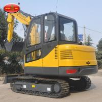 China ZM-45F 4.5ton Hydraulic Track Excavator With CE Certificate For Sale on sale