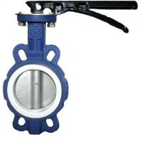 Quality Carbon Steel Centerline Butterfly Valves / Soft Seat Butterfly Valve wholesale