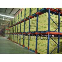Buy cheap High Density Pallet Storage Drive In Pallet Racking Corrosion Protection from wholesalers