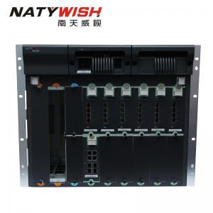 64 Port 10G GEPON OLT Optical Line Terminal Space Saving Low Power Consumption
