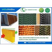 Quality Kraft Paper Evaporative Cooling Pad Air Conditioner Used Poultry Cooling Pad wholesale