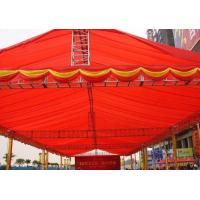 China Wholesale Aluminum Square Truss system With Roof on sale