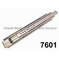 Quality 76mm Heavy duty drawer slide 7601 wholesale