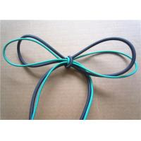 Quality Apparel Accessories Stretchy Rope Drawstring Flat Cotton Braided Cord wholesale