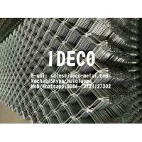 Quality Aluminium Diamond Security Grilles, Amplimesh with Fine Expanded Mesh for Window Door Screening Rodents Proof wholesale