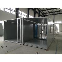 Quality Foldable Portable Emergency Family Shelters lutos house sandwich panels wholesale