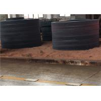 Quality Alloy Steel 34CrNiMo Forged Steel Rings Hot Rolled Rough Turned Q+T Heat Treatment As Requirement wholesale