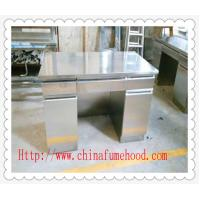 Quality Durable Stainless Steel Lab Furniture / School Lab Benches For Factory Making wholesale