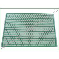 Quality Flat Durable Mongoose Shale Shaker Screen Extra Fine Wire Cloth For FLC2000 Shaker wholesale
