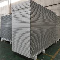 Quality waterproof eps sandwich panel house building materials 1150-50-0.426mm with steel strip wholesale
