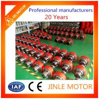 Quality 3200rpm Electric High Speed Hydraulic Wheel Motor 24V 0.75kw For Mining / Oilfield wholesale
