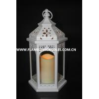 cheap indoor white flameless candle lanterns outdoor hanging candle lanterns for weddings of. Black Bedroom Furniture Sets. Home Design Ideas