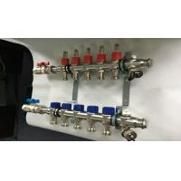 Quality Stainless Steel Bamboo Joint House Water Manifold With Long Flowmeter-s.s304 wholesale