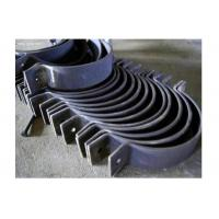 Buy cheap Metal Stamping Products Pipe Clamps Components OEM Stamping Assembly Parts from wholesalers