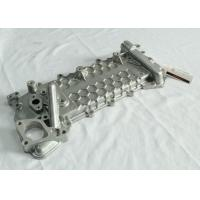 Quality Excavator Machinery Spare Parts ISUZU Oil Cooler Cover Metal Material 4HK1 wholesale